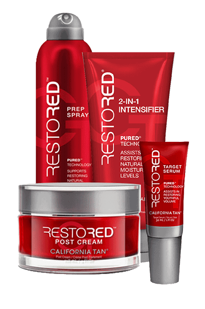 RestoRed - Red Light Therapy Skincare Products